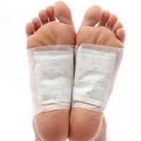 HOT SALE 300packs=600pcs/lot Kinoki Detox Foot Pads Patches with Adhesive / No Retail Box(300pcs Patches+300pcs Adhesives)