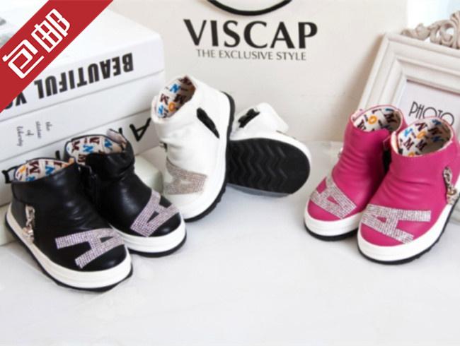 1-2 sapatos único sapatos criança criança sapatos 1-3 anos do sexo feminino botas de criança sapatos princesa primavera e outono botas(China (Mainland))