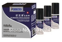 3PCS /60ML5%Potent type Hair loss product fast hair growth grow Restoration Yuda pilatory stop effective hair regrowth liquid