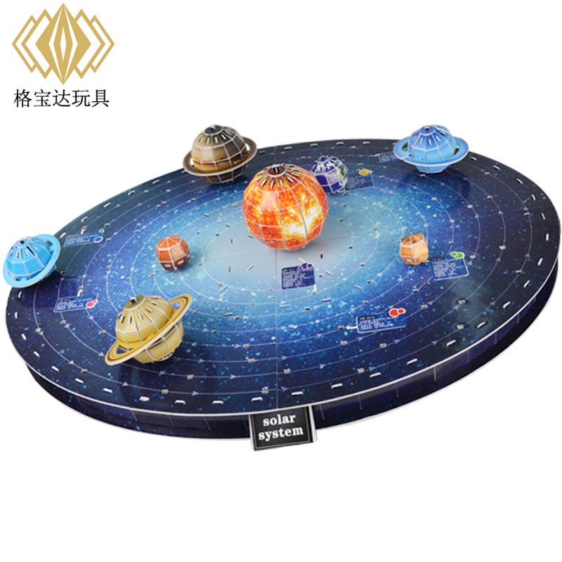солнечной системы девять