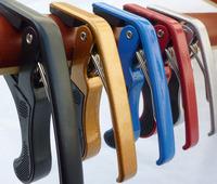 Guitar peripheral accessories Acoustic guitar capo Aluminum Clip Metal capo [230202]