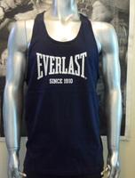 Free shipping Everlast men's plus size 100% cotton sports vest  wholesales