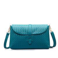 2014 Spring European and American new wave of female embossed handbag shoulder messenger bag retro fashion wild solid packet