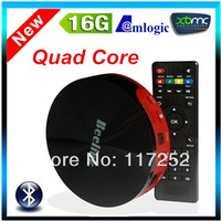Android 4.4.2 Beelink Amlogic M8 2GB RAM 16GB Flash Quad Core Mini PC Andriod TV Box 2.0GHz Bluetooth WIFI HDMI OTG XBMC