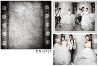 5X7ft Dream wedding dress new 2014 cloth photography vinyl backdrop  studio background photo wedding background backgrounds