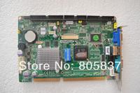 Advantech Industrial half-size CPU Card  PCA6743 isa CPU Card