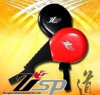 Free shipping  Karate TaeKwonDo Kenpo Kick Pad Bag Taekwondo Martial arts foot target for Punching Hitting Wholesale 2pcs/lot