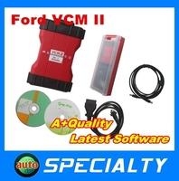 2014 Hot Sale!!! VCM 2 Diagnostic Tool For Newest Version V86 VCM IDS 2 VCM II IDS With Plastic Box