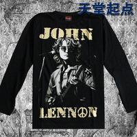 Long-sleeve T-shirt the beatles john lennon