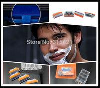 100Packs/lot Grade AAA quality razors blades shaving razor blades high Quality Men's Brand Razor Blades Y13
