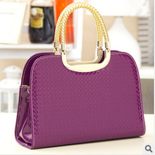 The new fashion women embossed handbags bride evening bag hand shoulder bag