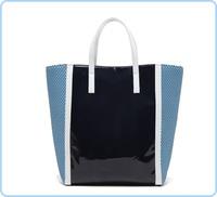 Free shipping TOP BRAND EL handmade weave fashion women handbag,factory hot sale % high quality women clutch bag #68887