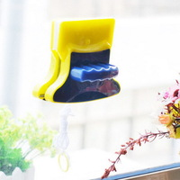 1PCS Double Faced Wipe Window Device Double Layer Glass Magnetic Glass Wipe Glass Scraper Glass Scraper Cleaner Stock 870014