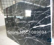 nero marquino marble slab,black and white marble(China (Mainland))