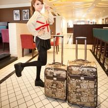 trolley reisegepäck reisetasche gepäck großen Kapazität cartoon gepäcktasche(China (Mainland))