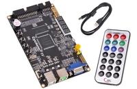 New Arrival Altera Cyclone IV FPGA EP4CE6E22C8N Chipset Development Board USB Cable + Remote Control P0013160 Free Shipping
