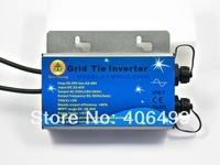 250W Grid Tie Inverter,MPPT function,waterproof Pure Sine wave 110V output 24-48V input Micro on grid tie inverter
