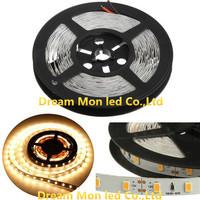 5m 300 LED 5630 SMD 12V flexible light 60 led/m,LED strip, white/warm white