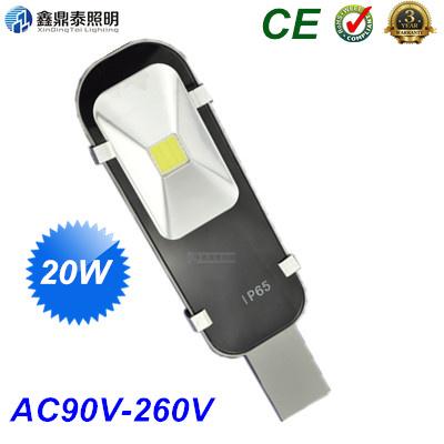 20W LED Street Lights Road Lamp waterproof IP65 45mil led chip lumen 130-140lm/w AC85-265V led street light free shipping(China (Mainland))