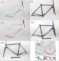 Colnago M10S full carbon Road Bicycle Frame  colnago Frame + fork  + seatpost + headset + clmap . Chiese road  bike frame carbon