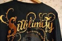 West  rhinestones skull mmj cotton elastic gold thread embroidery motorcycle three quarter sleeve t-shirt black and white