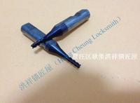 2.0mm titanizing key cutter.high speed steel cutter.blade for vertical key machine.