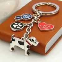 Free shipping 628401 boutique dog pet key shape Christmas
