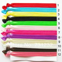 2014  fashion baby elastic headband  Girls Hair Accessories  FOE headbands  100pcs/lot   free shipping