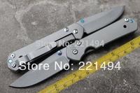 Wanderful Quality Free Shipping Chris Reeve small SEBENZA All TC4 Titanium alloy handle TB6 Titanium Alloy  folding knife