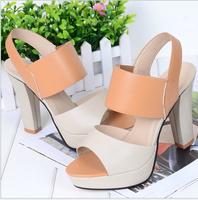 summer high heel  women shoes 2014