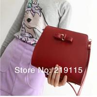 2014 New MINI Bow Shoulder Messenger Bag handbag fashion bag woman bag factory outlets