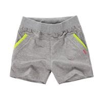 100% cotton sports shorts female breathable running shorts women plus size capris