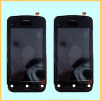 New Black Touch Screen Digitizer For Nokia C5 C5-03 WIth Frame Free Shipping with tracking number