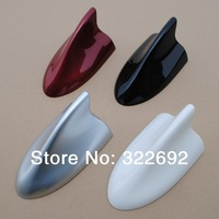 New Arrivals For DODGE JCUV Journey Shark Fins Aerial Antenna 1PC Black White Red Silver ABS Paint - Free Shipping