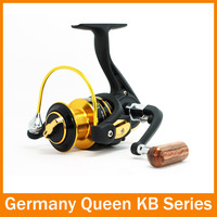 HOT SALE!! KB2000 Spinning reelFishing Reels11+1BB 5.1:1 spinning reel casting fishing reel lure tackle line