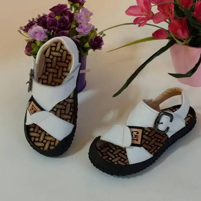 vera pelle ! ! ! estate sandali bambini del cuoio genuino tessuto del progettista neutro bambino sandali decorazione fibbia tendenza casuale KLL-QO16(China (Mainland))