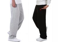 2014 new cotton pants trousers Jordan basketball seasons jogging pants men's trousers pants  Free Shipping