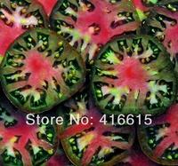 50 Pcs Black Sea Man Tomato Seeds - Heirloom - No GM + Mysterious Gift