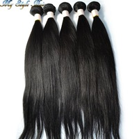 mixed 10~36inches 3bundles or 4pcs lot Mongolian straight hair weave,unprocessed virgin human hair weft,queen rosa luffy hair