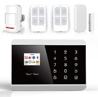 GSM ALARM SYSTEM APP CONTROL KIT KR-8218G