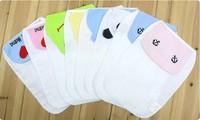 Momo baby child sweat absorbing towel pad sling 100% 4 Large cotton gauze