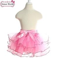 2014 girls skirts kids fashion tutu skirt childrens pettiskirt fashion design girls mini skirts 8 color for 2-7 years