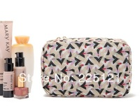 2014 Retro Sen female line Chazi Benny Quilted handbag large capacity makeup wash bag