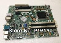 Free shipping 90% new for HP Compaq 8200 Elite Small Form Factor desktop mainboard 611834-001 611794-000 Q67 DDR3 1155 BTX