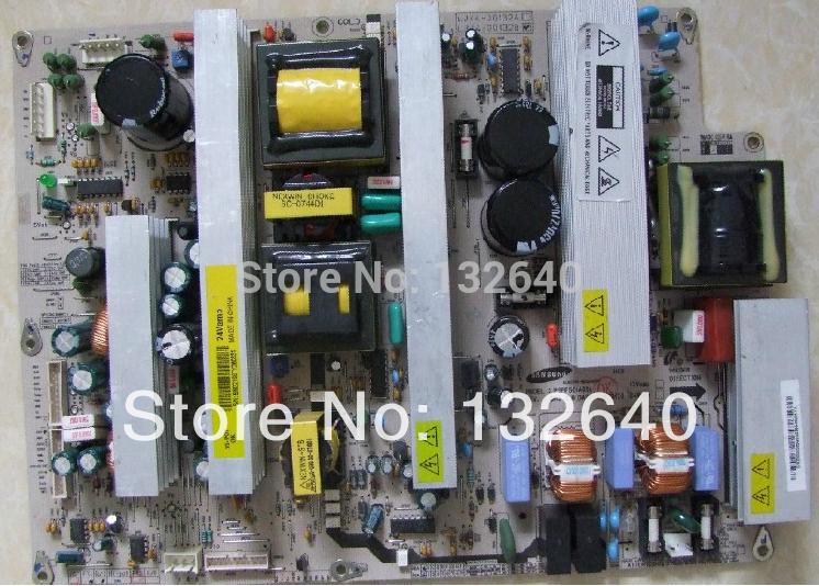 50YD02 PDP TV PSPF561A01A LJ44-00132A LJ44-00132B POWER BOARD WORKING GOOD(China (Mainland))