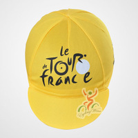 2014 Tour de France  mountain bike perspiration breathable , quick-drying sun hat Cap Outdoor Cycling -yellow
