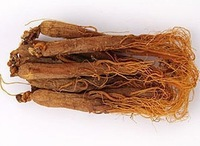 Top quality 250g/bag 6-11PCS natural wild Ginseng Root -Red radix ginseng Rubra -8 years root ginseng