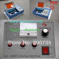 DW40 rubber stamp 40 laser engraver