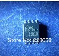 Free shipping EN25F16-100HIP F16-100HIP EON SOP8 25F16 IC 100MHz SPI FLASH 16MBIT 8SOIC CFEON EN25F16