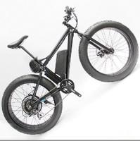 Free shipping! 48V 1000W eBike Beach Cruiser Electric Bicycle